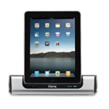 iHome iD9 App-Friendly 30-Pin iPod/iPhone/iPad Speaker Dock (Not Compatible with iPhone 5)