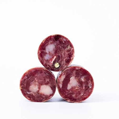 [Duck Salami, Four 6.5 oz salami] (Costume Caviar)