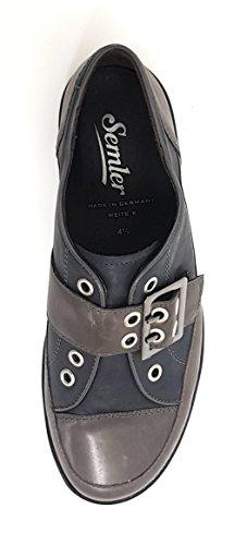 Vario 362 K4055 Fussbett Damen 251 Katja Semler Schuhe Sneaker Schnallenverschluss ZwqvTWB0