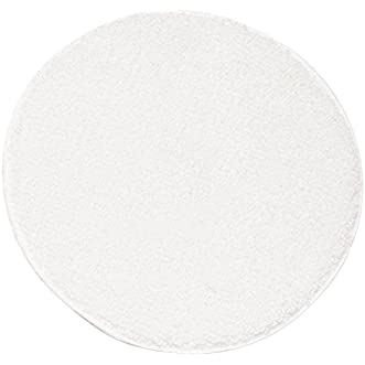UNISAN UNS R21 Rotary Yarn Carpet Bonnets, 21 , White