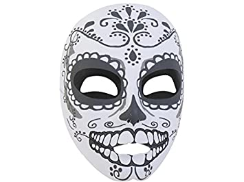 DISONIL Mascara Katrina Diesntes Blanca Negra