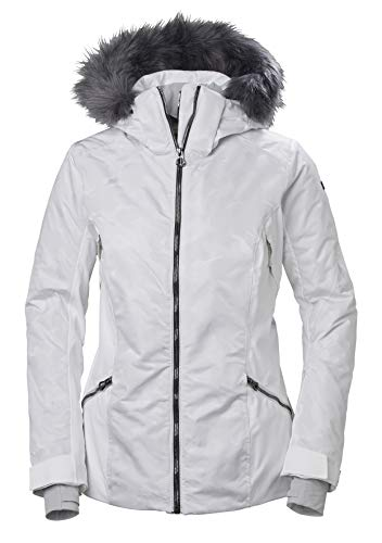 - Helly Hansen 65619 Women's Skistar Jacket, Nimbus Cloud - M