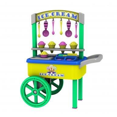the ice cream stand - 8