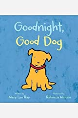 Goodnight, Good Dog (padded board book with flocked cover) Board book