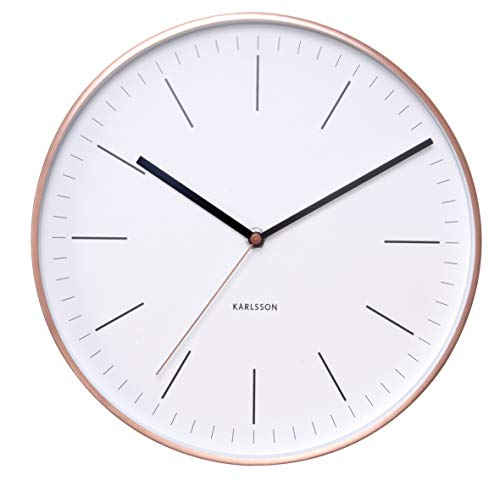 3dRose dpp_4094_2 Piano Abstract-Wall Clock, 13 by 13-Inch