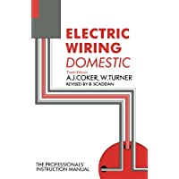 Electric Wiring: Domestic, Tenth Edition