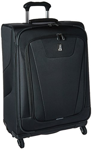 Travelpro Maxlite 4 25'' Expandable Spinner, Black by Travelpro