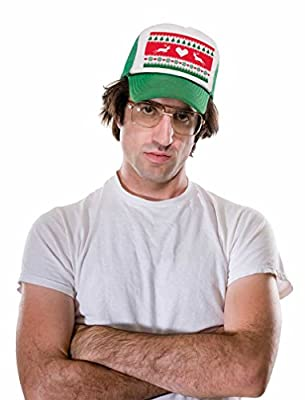 TeeStars - Funny Reindeer Love Ugly Christmas Trucker Hat Mesh Cap