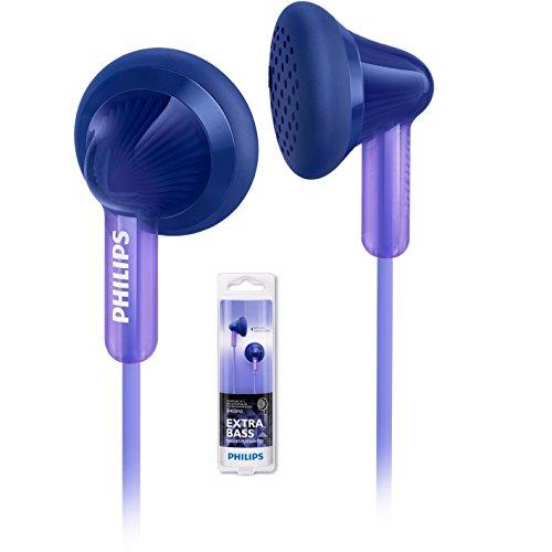 Philips Earbud headphones SHE3010 Purple