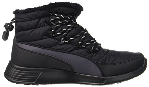 Slouch Botas Winter periscope Black St Boot Mujer Negro Puma para RUqOTnT1