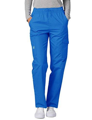 Pantaloni Da Ospedale Blue Blu regal Medico Camice Uniforme Adar Donna qdC7wqT