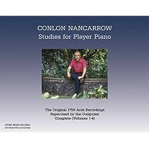 Conlon Nancarrow: Studies for player Piano