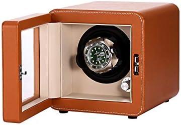 DKZK Caja de Almacenamiento de la enrolladora del Reloj automática ...