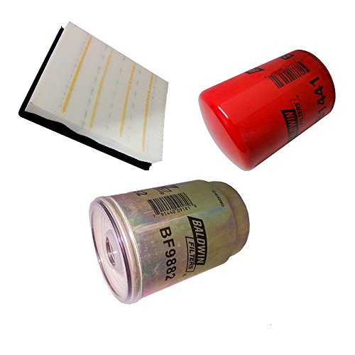 oil filter 2005 duramax - 6