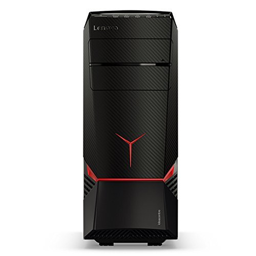 2018 Lenovo IdeaCentre Y700 Cube Gaming Desktop Computer, Intel Core i7-6700 up to 4.00GHz,16GB RAM, 1TB HDD + 128GB SSD, Nvidia GeForce GTX 750Ti, HDMI, WiFi 802.11ac, Bluetooth 4.0, Windows 10 Home Lenovo Computer Modems