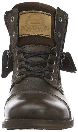 Bullboxer 702k55458c, Zapatillas de Estar por Casa para Hombre Marrón - Braun (P134)