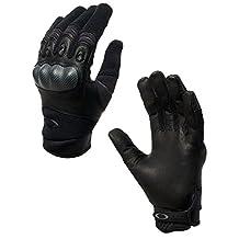 Oakley Mens Factory Pilot Glove, Black