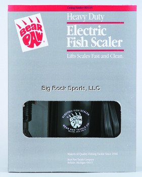 Bear Paw HDEFS Heavy Duty Electric Fish Scaler (Fish Scaler Electric)