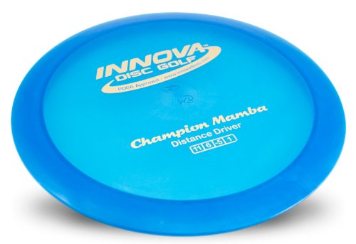 Innova - Champion Discs Mamba Golf Disc, 151-164gm (Colors may vary) by Innova - Champion Discs