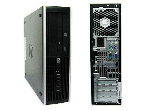 HP Elite 6000 SFF Desktop PC - Intel Core2Duo 3.0GHz 8GB 250GB DVD Windows 10 Pro (Renewed)