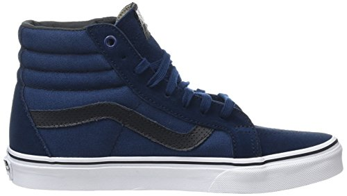 Old Sneaker Dress Skool amp;p Erwachsene Unisex Blues Black C Blau Vans EIBTqwx