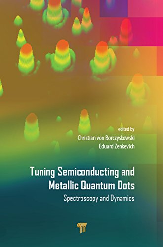 tuning-semiconducting-and-metallic-quantum-dots-spectroscopy-and-dynamics