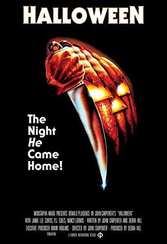 Faverlkujj Movie Poster Halloween 1978 27in x 40in