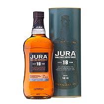 Jura Old Single Malt Scotch Whisky, 18 Year - 700 ml