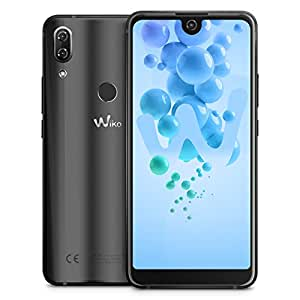 """Wiko View2 Pro - Smartphone con Pantalla de 6"""" (Dual SIM, Octa Core 1.8 GHz, 64 GB de ROM ampliables, 4 GB de RAM, cámara Dual DE 16 MP y Selfie DE 16 MP) Antracita"""