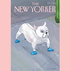 The New Yorker, October 7th 2013 (Ken Auletta, Claudia Roth Pierpont, Atul Gawande)
