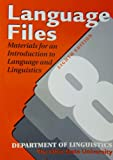 Language Files : Materials for an Introduction to Language and Linguistics, , 0814208762