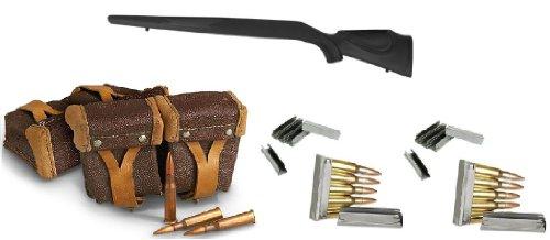 ATI Mosin Nagant Monte Carlo Rifle Fixed Stock + Ultimate Arms Gear