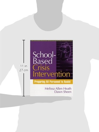 School Based Crisis Intervention Preparing All Personnel To Assist