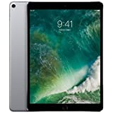 Apple iPad Pro (10.5-inch) A1709 Model - 64GB - Wi-Fi + 4G - Factory Unlocked International Version - No Warranty in the US - GSM only in the US (Space Gray)