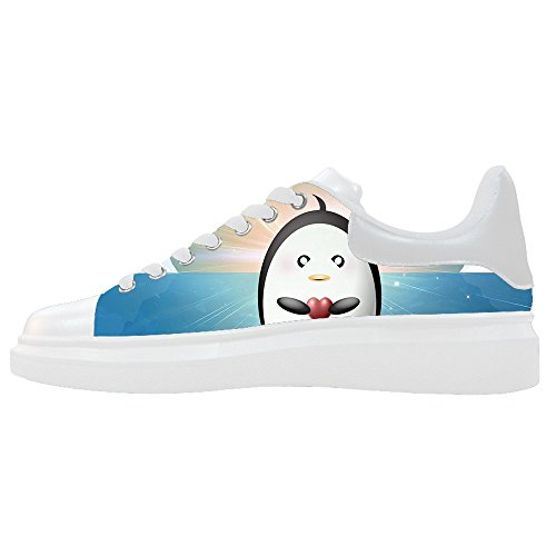 Dalliy pinguin Womens Canvas shoes Schuhe Footwear Sneakers shoes Schuhe A
