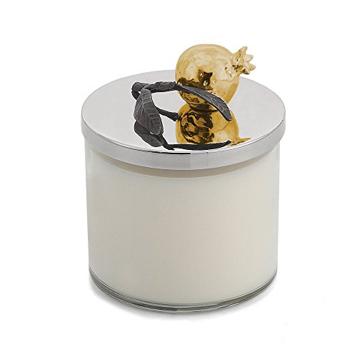 Michael Aram Pomegranate Candle Gold - Gold Pomegranate