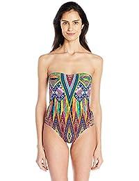 Women's Bandeau One Piece Swimsuit