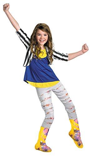 Shake It Up Cece Costume (Kids-costume Shake It up Cece Deluxe 10-12 Halloween Costume - Child 10-12)