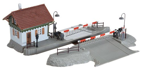 Faller 120174 Grade Crossing with Gates HO Scale Building ()