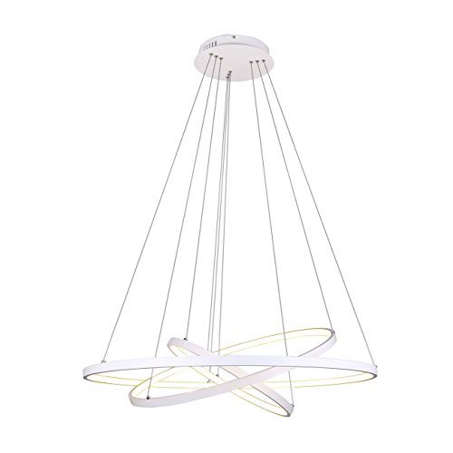 Modern 3 Light Pendant