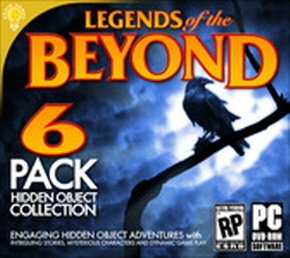LEGENDS OF THE BEYOND Hidden Object Collection 6 PACK PC Game (Hidden Object Games Pc)