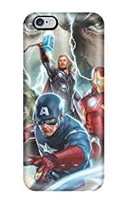 Hot Defender Case With Nice Appearance (the Avengers 52) For Iphone 6 Plus