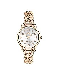 Coach Ladies Delancey Analog Dress Quartz Watch (Imported) 14502255
