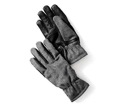 Smartwool Stagecoach Gloves (Black) Small