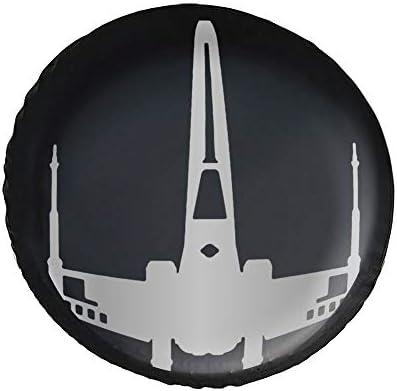 スター ウォーズx Star Wars タイヤカバー タイヤ保管カバー 収納 防水 雨よけカバー 普通車・ミニバン用 防塵 保管 保存 日焼け止め 径83cm
