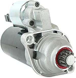 DB Electrical SBO0100 Starter Compatible With/Replacement For 1.9L Diesel Volkswagen Beetle 1998-2007, 1.9L Golf 1996-2006, Jetta