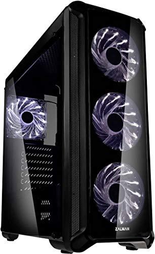 Zalman i3 Edge Midi-Tower Case - Black I3 Edge