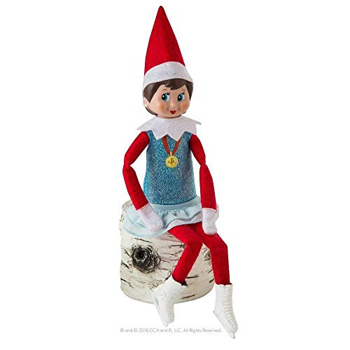 The Elf on the Shelf Arctic Ice Skater