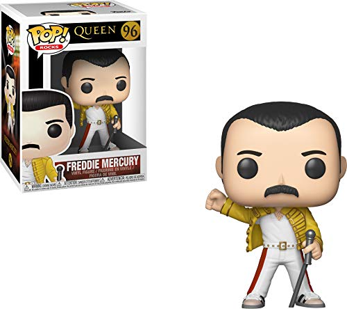 Pop! Vinyl Rocks Queen Freddie Mercury (Wembley 1986)