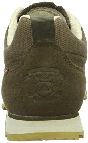 Dachstein Skywalk LC 311444-1000/1393 - Zapatos de cuero para hombre, color beige, talla 40.5 Beige (Beige (Beige/White 1393))